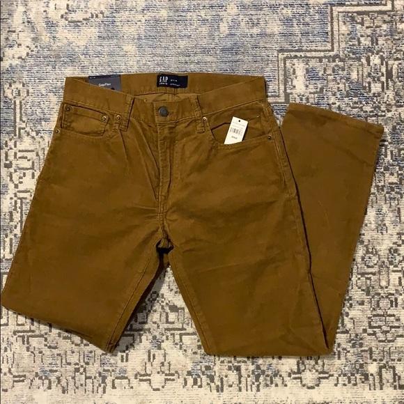 U Pick Size NWT Big and Tall Men/'s Navy Straight Leg Corduroy Pants